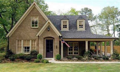 Small Country Cottage Plans | country cottage house plans with porches small country