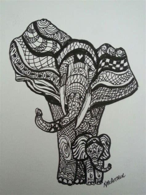 doodle elephant 1000 ideas about elephant doodle on doodle
