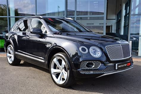 for sale uk bentley bentayga 6 0 w12 legends of the road