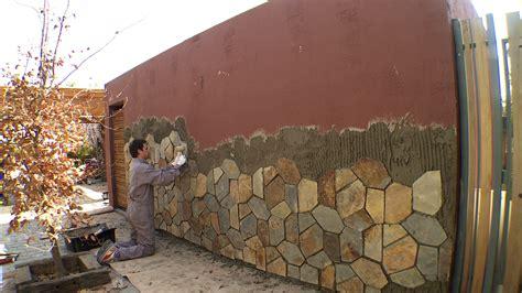 mi tutorial en espacio living toc taller de oficios h 225 galo usted mismo 191 c 243 mo revestir con piedra un muro
