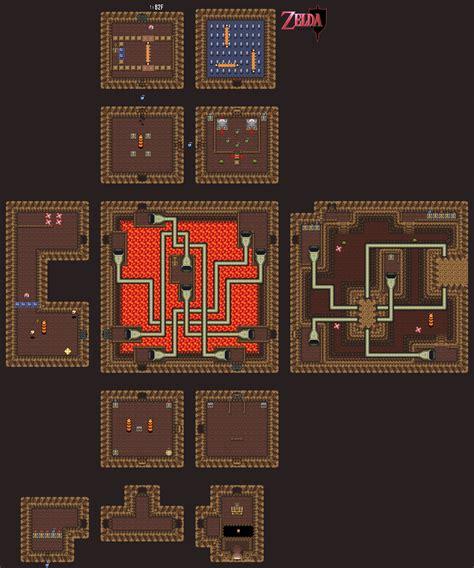 legend of zelda map sprites legend of zelda sprite maps