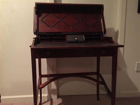 Bombay Company Desk by Bombay Company S Desk Vintage Piano Bench