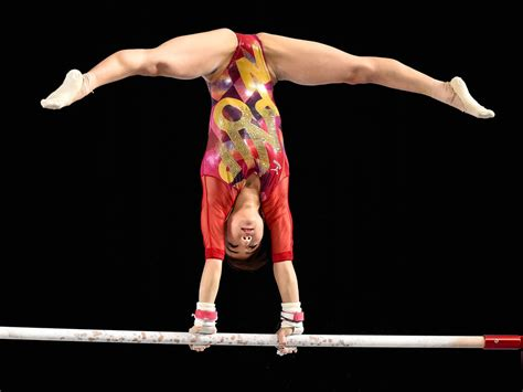 Asuka Teramoto Photos - Artistic Gymnastics World ...