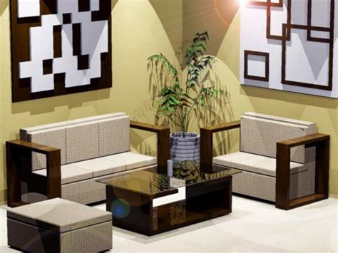Sofa Kayu Minimalis Untuk Ruang Tamu Kecil 20 desain dan dekorasi ruang tamu minimalis modern 2018