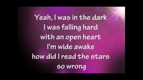 wide awake testo katy perry wide awake lyrics