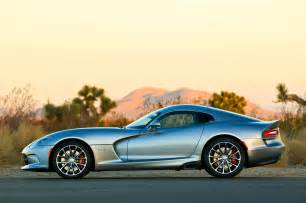 2015 dodge viper srt gts side profile photo 6