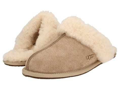 ugg slippers ugg scuffette ii at zappos