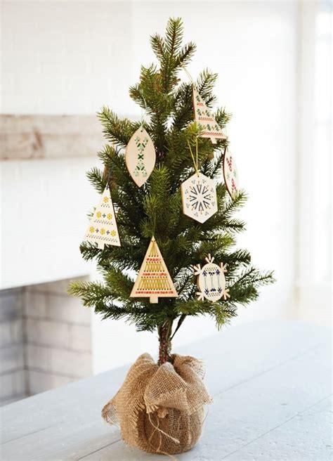 arboles de navidad decoraci 243 n de mesa con 225 rbol peque 241 o