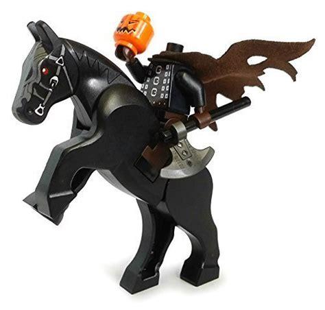 imagenes lego halloween the headless horseman lego halloween minifigure with