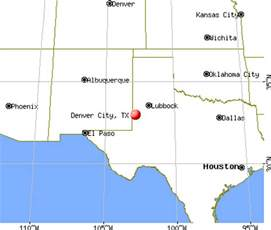 Denver Co To Tx City Data