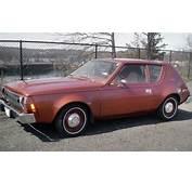 Cool Copper Colored Car 1974 AMC Gremlin
