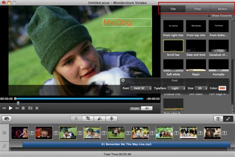 tutorial movie maker mac movie editor for mac editing video and burn to dvd on mac