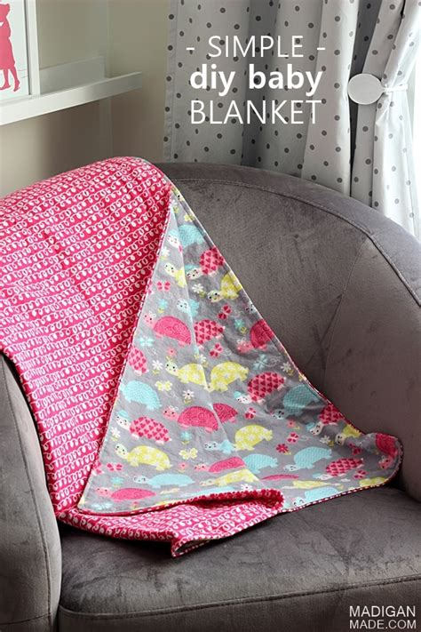 diy blanket how to make a simple diy blanket rosyscription
