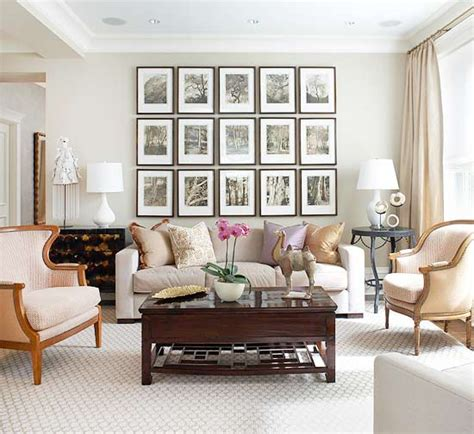 framed pictures for living room hanging art an easy way to create a beautiful gallery