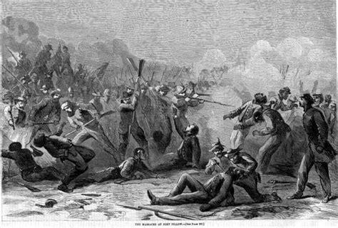The Battle Of Fort Pillow by The Fort Pillow Civil War Saga
