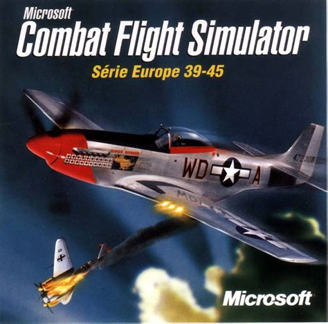 Microsoft Combat Flight Simulator 1 | microsoft combat flight simulator french front 1 jpg