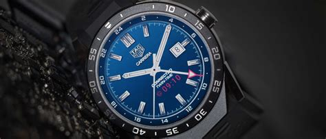 tag heuer connected launched digital watches will