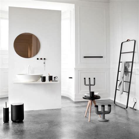 menu bathroom accessories menu soap pump black finnish design shop