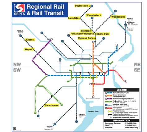 septa regional rail map planphilly septa announces discount program with uber for rides to from 11 regional rail stations