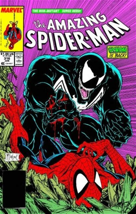 spider birth of venom spider birth of venom comic characters