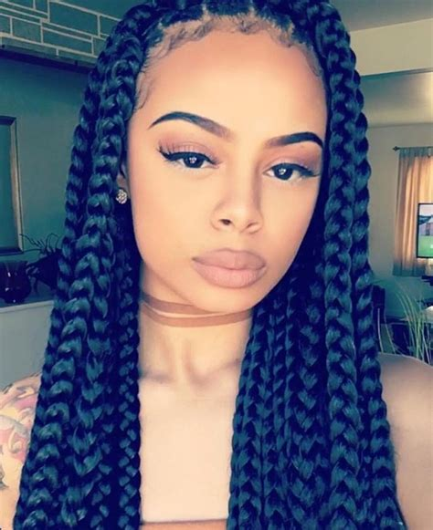 different hair styles using attachment 1000 ideas about box braid styles on pinterest box