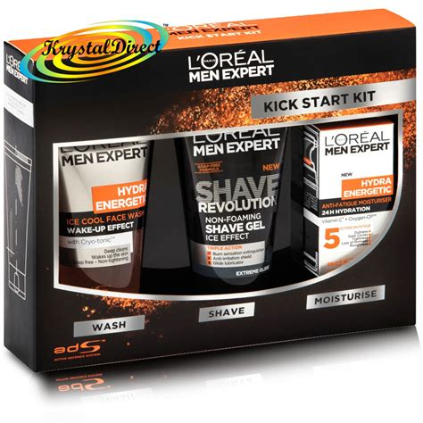 buy l or 233 al expert vitalift 5 daily moisturiser complete anti ageing 50 ml incl shipping loreal mens cuts loreal the kick start kit hydra energetic wash