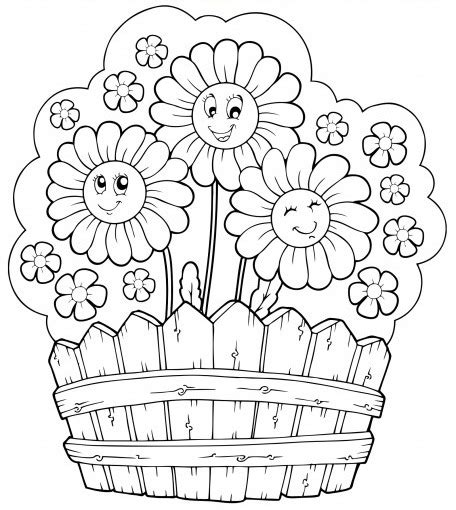 free coloring pages of summer seasons for kids