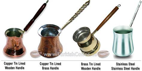 Turkish Coffee Pots   Ibrik Cezve Briki   Turkish Coffee Pot Guide