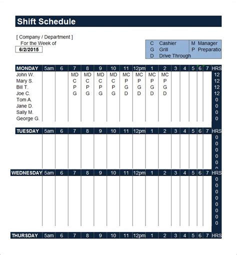 12 hour shift schedule template 12 hour shift quotes quotesgram