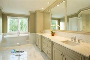 cabinets of the desert bathroom remodeling