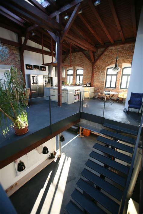 loft interior loft interior exposed brick beam seattle loft
