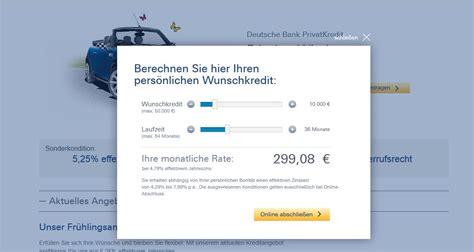 Deutsche Bank Kredit Erfahrungen Test 187 Bericht 03 2018