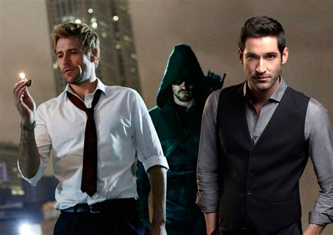 actor lucifer constantine could john constantine appear in fox s lucifer series