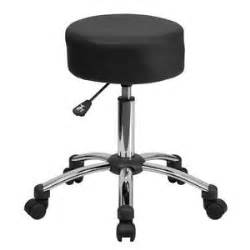 office chair furniture lab backless stool doctor