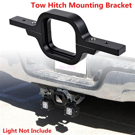 cree led backup lights towing hitch mount cree led pod backup lights for
