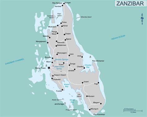zanzibar map file map of zanzibar png