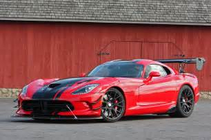 2016 dodge viper acr svtperformance