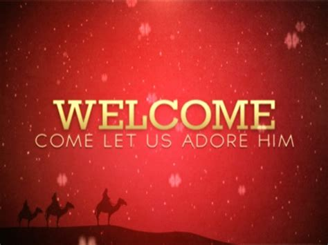 ca christmas welcome message welcome background merry and happy new year 2018