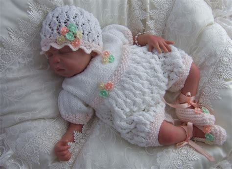 baby doll knitting patterns uk baby knitting pattern amelia reborn baby dolls