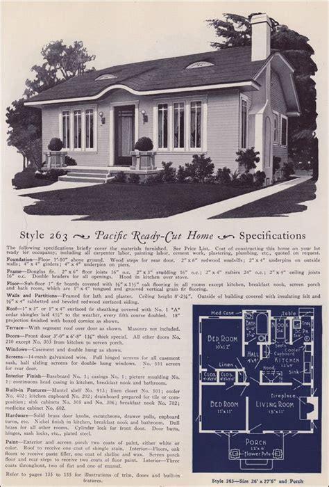tiny house plan clipped gabled cottage aladdin kit 67 best craftsman vintage house plans images on pinterest