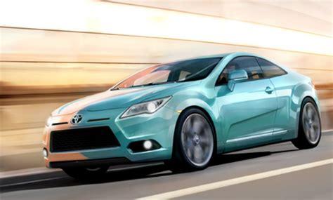 Toyota Subaru Sports Car by 2012 Toyota Subaru Sports Coupe Rendered Again News Top