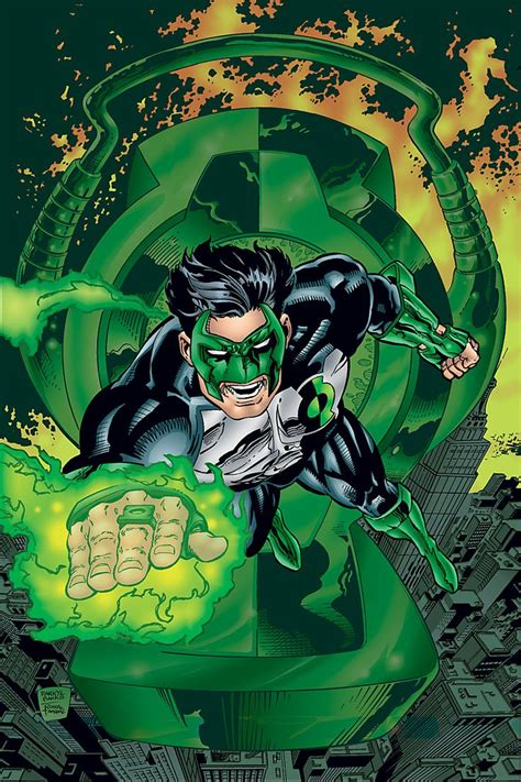Dc Comics Green Lanterns 12 February 2017 dc comics october 2017 solicitations spoilers dc rebirth s green lantern kyle rayner primed for