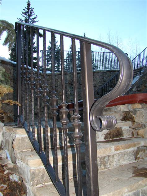 outdoor banister railing outdoor wrought iron stair railings fine wrought iron