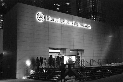 Mercedes Ny Fashion Week mercedes fashion week in new york royale marketing