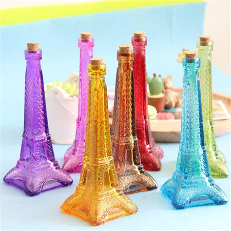 Colored Eiffel Tower aliexpress buy free shipping new 2015 zakka colored