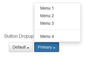 cara membuat menu dropdown bootstrap membuat button dropdown pada bootstrap