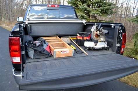 Ford F250 Truck Bed Replacement Using Fold A Cover With Rail Caps And Bed Liners Fold A