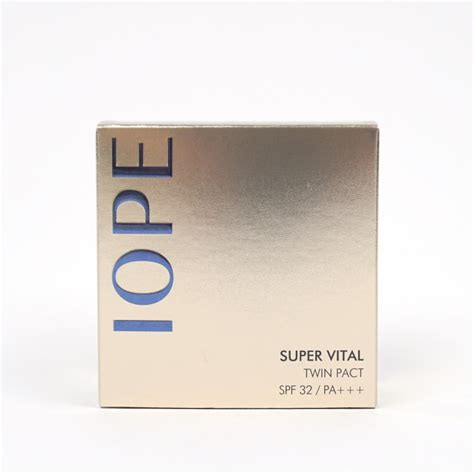 Iope Vital Pact 23 iope vital pact review