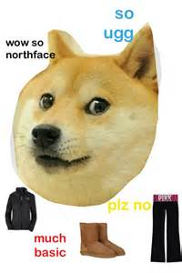 Much Doge Meme - doge meme so basic very ugg much doge so funny wow
