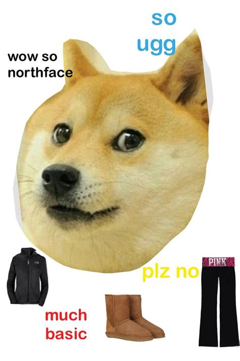 Doge Girl Meme - doge meme so basic very ugg much doge so funny wow